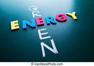 energie, pojem, nezkušený