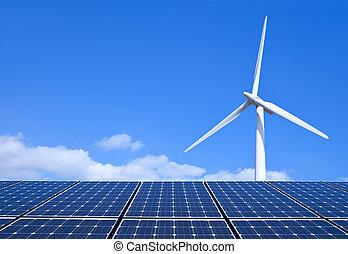 energie, vernieuwbaar