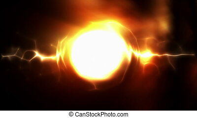 Energy - Abstract energy animation