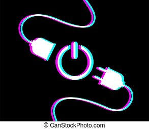 energy activacion visual illustration