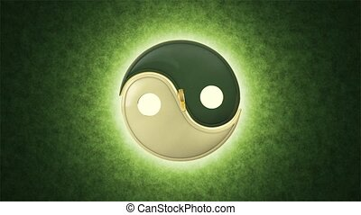 Energy balance.  Yin Yang (a mutual addition of two opposites).