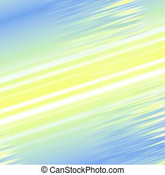 Energy beam abstract aura