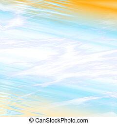 Energy beam - Pulsating energy beam ray abstract design...
