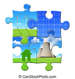 energy concepts from puzzle