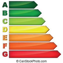 energy consumption - Vector illustration of energy...