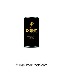 Energy drink Aluminum Can