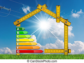 Energy Efficiency - Project of Ecological House