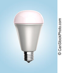 Energy efficient LED light bulb