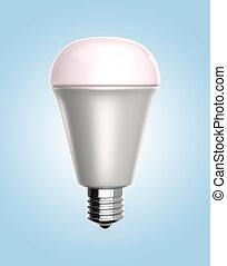 Energy efficient LED light bulb