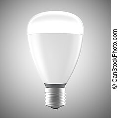 Energy efficient LED light bulbs is