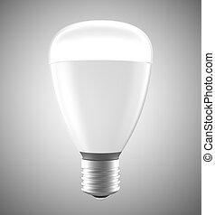 Energy efficient LED light bulbs is