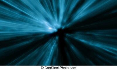 Energy Light Beams