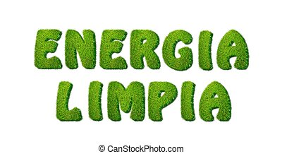 energy., limpo