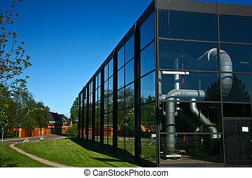 Energy plant in denmark based on garbage burning - Energy...