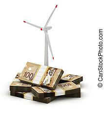 Energy Saving (Canadian Dollar)