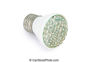 Energy saving LED light bulb E27