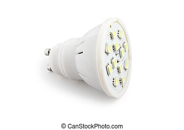 Energy saving LED light bulb (SMD)
