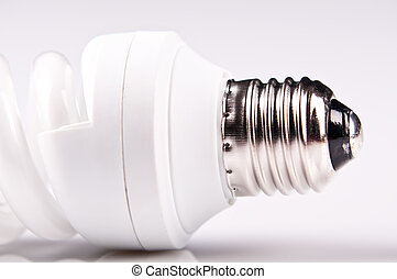 energy saving light bulb