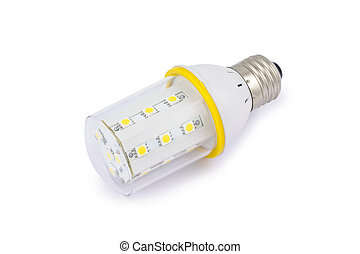 Energy saving SMD LED light bulb E27