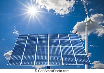 Energy - solar energy