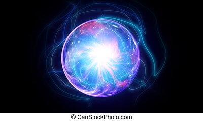 energy., sphère