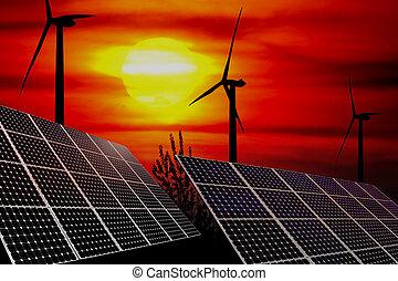 Energy - alternative energy