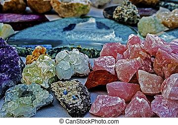 Energy stones 8