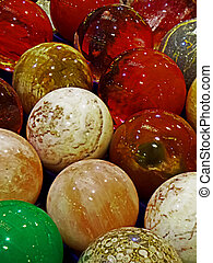 Energy stones polished in round shape 1