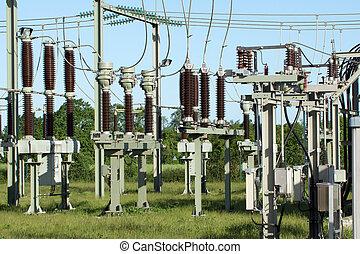 Energy - Substation