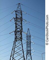 Energy transportation - Electric energy transportation...