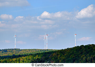 energy windmill in Germany