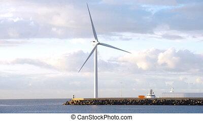 Energy wing power turbine