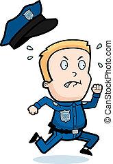 enfant, police