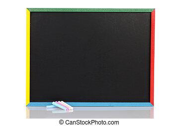 craie cadre tableau fond dessin sali cadre craie image de stock recherchez photos. Black Bedroom Furniture Sets. Home Design Ideas