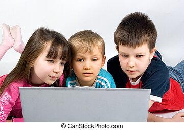 enfants, apprentissage