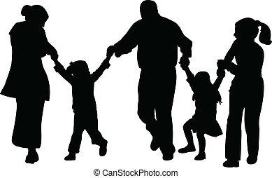 enfants, arbre généalogique