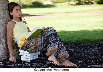 enfants, lecture livre