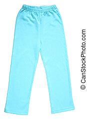 enfants, pyjamas, pantalon
