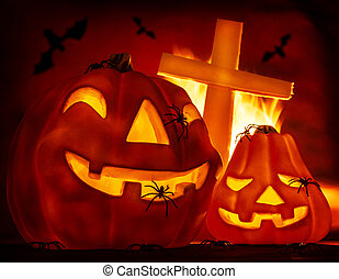 enfer, halloween