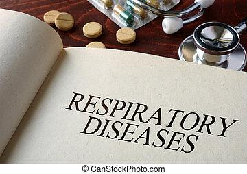 enfermedades, respiratorio