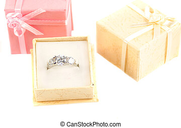 engagement diamond