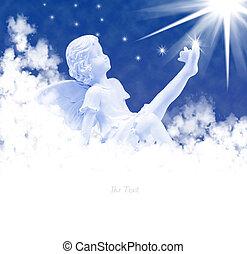 engel, von, himmel