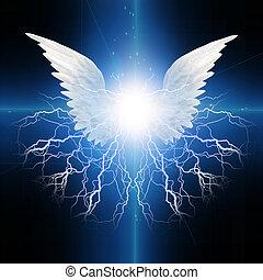 engelchen, geflügelt