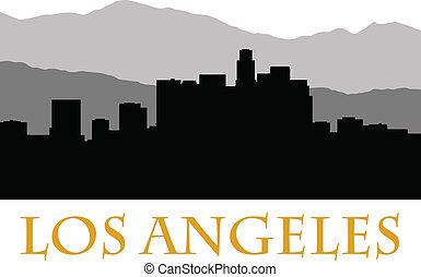 engelen, los, skyline, b