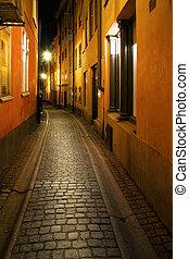 engen straße, stockholm