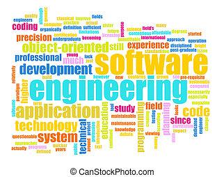 engenharia, software