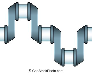 Engine crankshaft icon