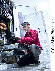 Configuring Network Equipment