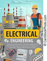 Engineer or electrician job, energetics industry - ...