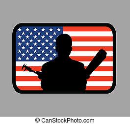 Engineer US - Engineer symbol